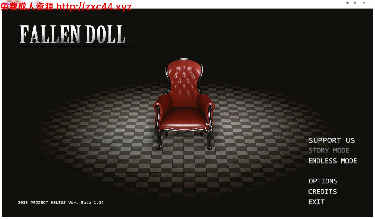【3D/全动态】堕落玩偶~Fallen Doll–V 1.24B更新/增加姿势/提升画质【2.06G】